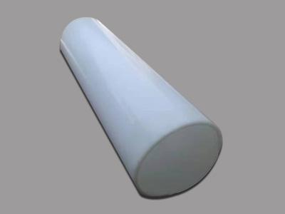 不透明大口徑石英玻璃管