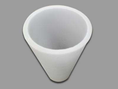 不透明錐形石英玻璃管