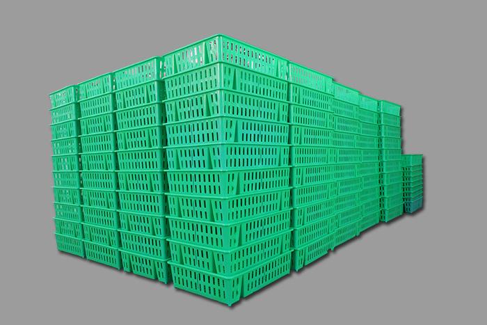 塑料托盘制造工艺